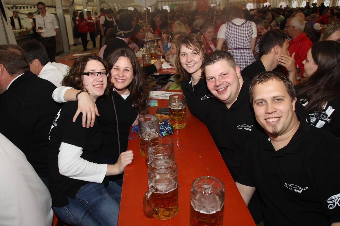 Volksfest Berching